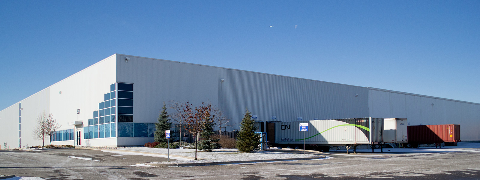 Sherway Logistics